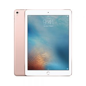 "iPad Pro 9.7"" Wi-Fi + Cellular 128GB, 128GB, Rose Gold"