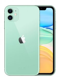 iPhone 11 64GB, 64GB, Green