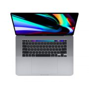 "MacBook Pro 16"" Touch Bar, Space Gray, Intel 6-Core i7 2.6 GHz, 16 GB RAM, 512 GB SSD"