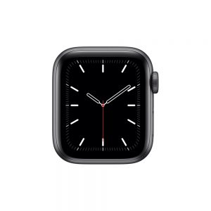 Watch Series 5 Aluminum Cellular (40mm), Space Gray