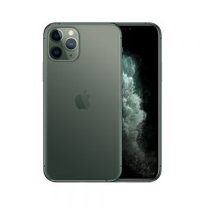 iPhone 11 Pro 256GB, 256GB, Midnight Green