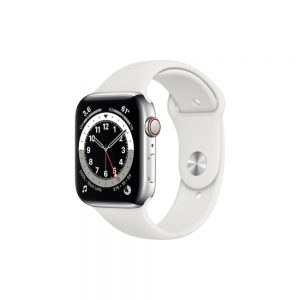 Watch Series 6 Aluminum Cellular (44mm), Space Gray