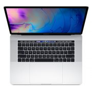 "MacBook Pro 15"" Touch Bar Mid 2018 (Intel 6-Core i7 2.2 GHz 16 GB RAM 512 GB SSD), Silver, Intel 6-Core i7 2.2 GHz, 16 GB RAM, 512 GB SSD"