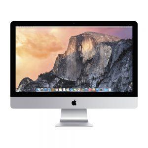 "iMac 27"" Retina 5K Late 2015 (Intel Quad-Core i7 4.0 GHz 24 GB RAM 512 GB SSD), Intel Quad-Core i7 4.0 GHz, 24 GB RAM, 512 GB SSD"