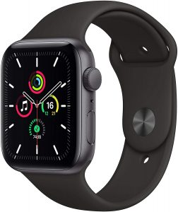 Watch SE (44mm), Space Gray