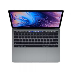 """MacBook Pro 13"""" 4TBT Mid 2018 (Intel Quad-Core i5 2.3 GHz 16 GB RAM 256 GB SSD), Space Gray, Intel Quad-Core i5 2.3 GHz, 16 GB RAM, 256 GB SSD"""