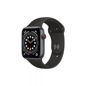 Watch Series 6 Steel Cellular (44mm), Graphite