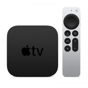 Apple TV 4K (2nd Gen) (64 GB), 64 GB