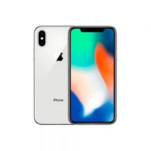 iPhone X 64GB, 64GB, Silver